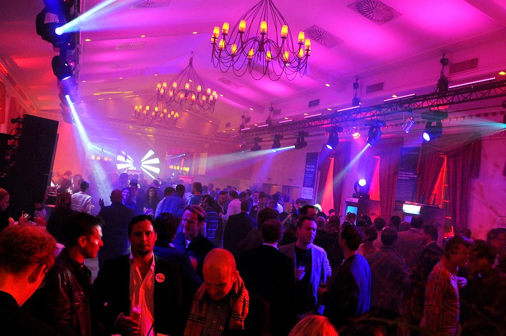 OS-Party auf der dmexco 2012