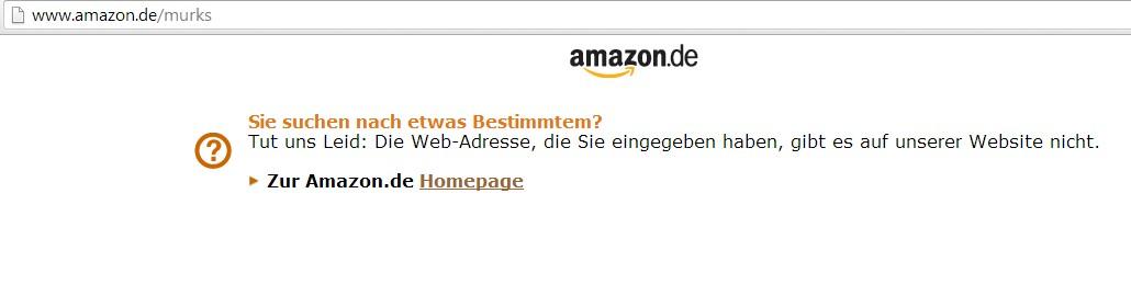 404-amazon