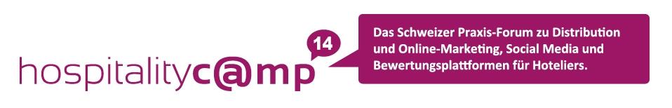 Logo Hospitalitycamp 2014