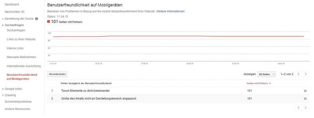 google-mobile-update-april-2015-webmastertools